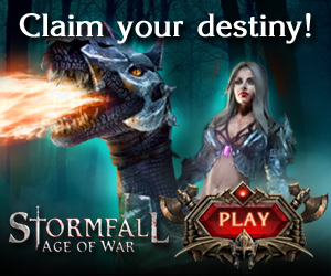 FREE Register and play Stormfa...