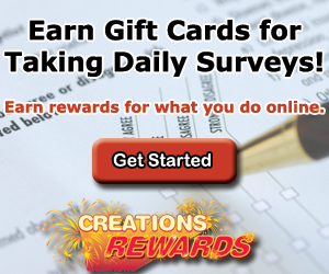 Get Extra Cash with CreationsR...