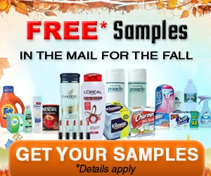Free Samples Delivered Daily - Freebie Frenzy