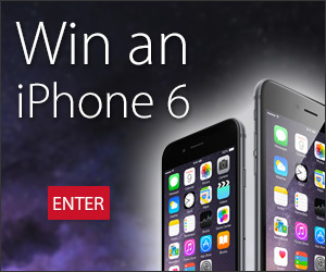 Win a New iPhone 6