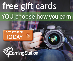 Gift Cards at Totally Free Stuff