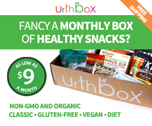 Receive a Box of Healthy Snack...