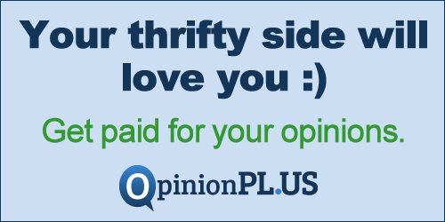 Get Paid for your opinions at OpinionPLUS UK
