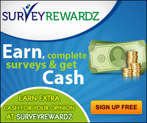Survey Rewardz...