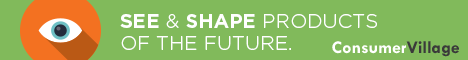 See & shape products of the future with Consumer Village
