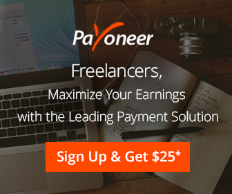 Payoneer Sign Up | How to Register and Earn 25$ Bonus [2019] NEW