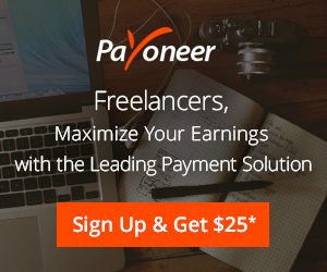 Payoneer As a Payment Method for Appen, Raterlabs, Lionbridge and