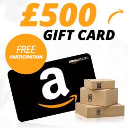 250x250 - Win Amazon voucher here!