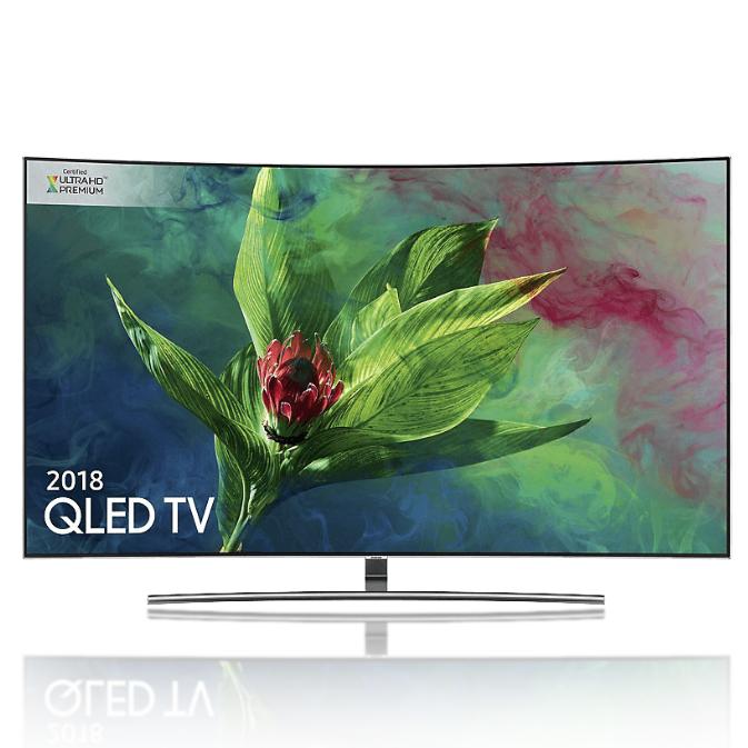 673x673 - Win a new Samsung QLED TV