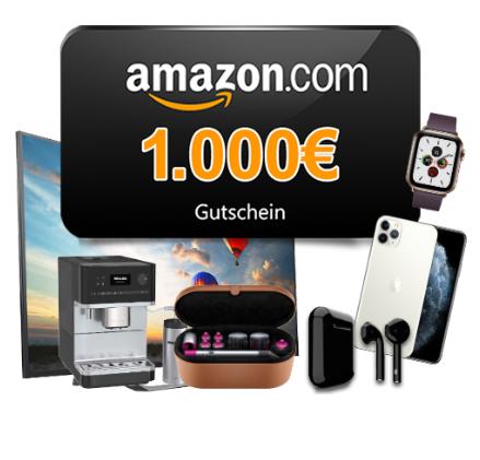 439x421 - Gewinne einen 1.000� Amazon Gutschein!