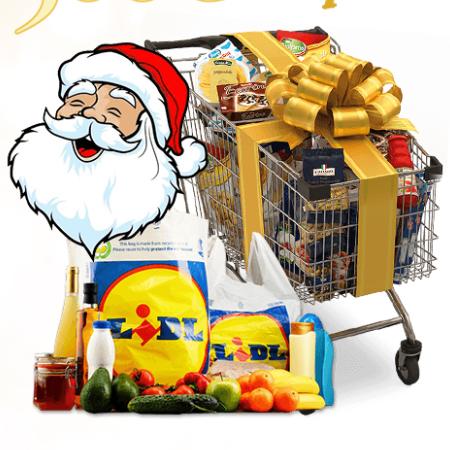 450x450 - Questo Natale ricevi un buono di 500� per LIDL!