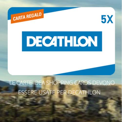 500x500 - Vinci questo buono di 100� per Decathlon!