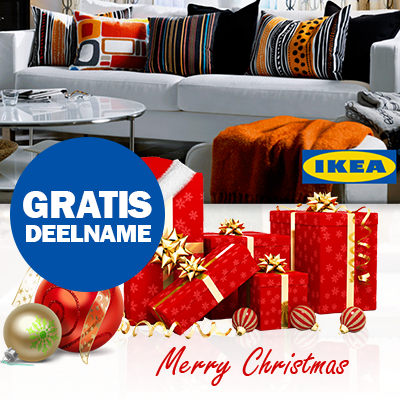 400x400 - Win een Ikea cadeaukaart!