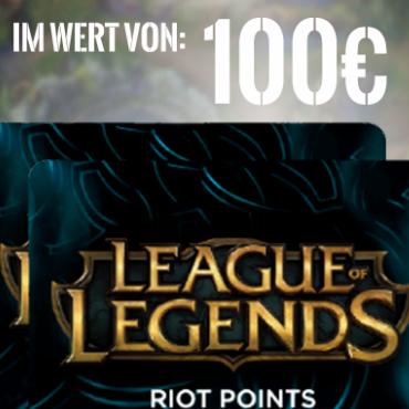 370x370 - Gewinnen Sie diesen 100� League of Legends Gutschein