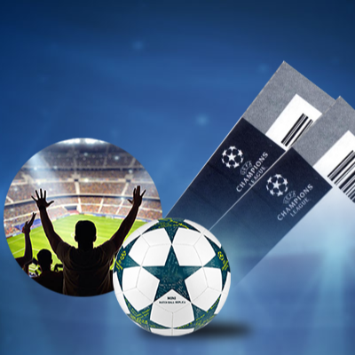 400x400 - Win 6 tickets to Champions League Final!