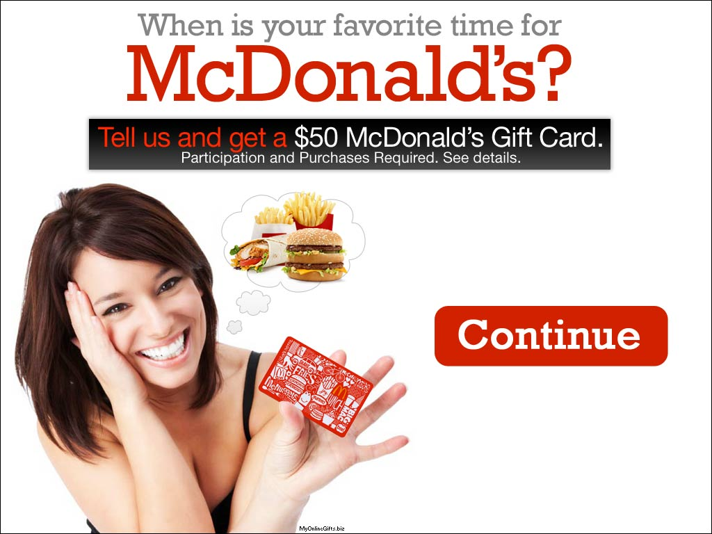1024x768 - McDonalds Form Submit