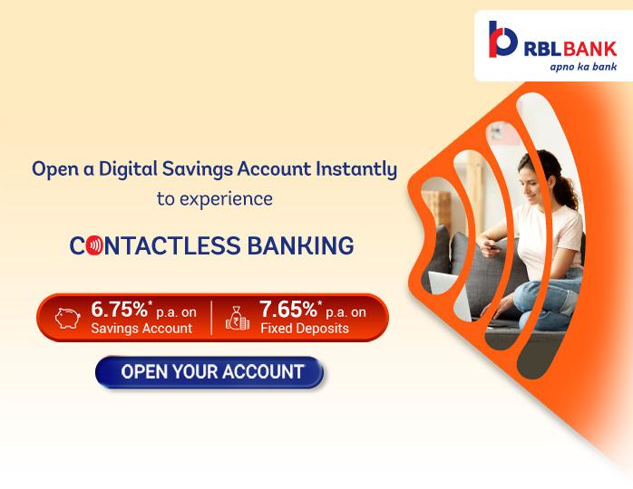 Best in Class MobileBanking Platform with digital savings account