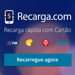 5b210f7e85 Recarga de Celular com Cartão de Crédito | Crédito e Débito