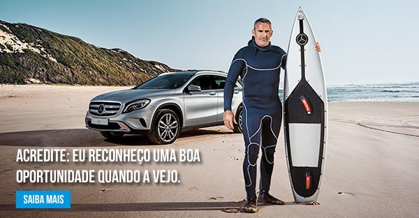 Garret McNamara - Mercedes-Benz