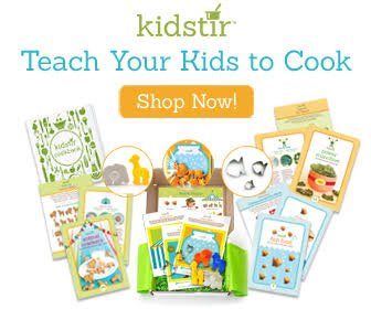 Kidstir Create Your own Cookbook