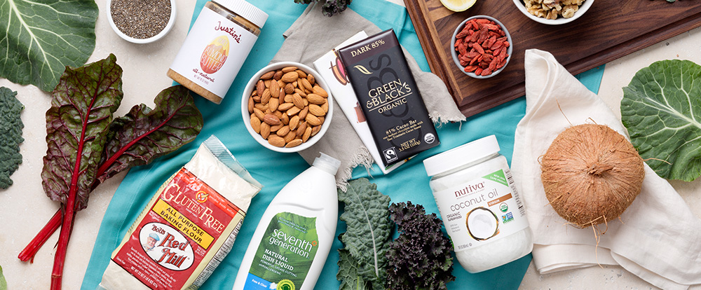 Discount Organic Health Food Market