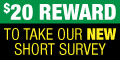 120x60 - Get $20 in Reward$ to spend NOW!