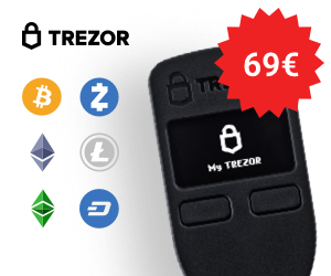 Trezor T - Safe Cryptocurrency wallet