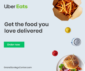$100 Uber Eats Gift Card - Email Submit