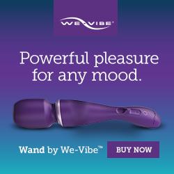 WeVibe Wand Ad