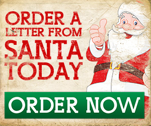 Personalised Christmas Letters From Santa