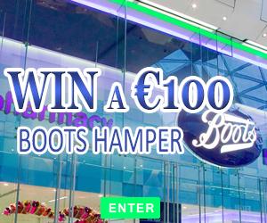 Win €100 Boots Vouchers