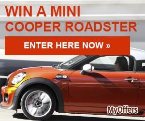 win a mini cooper roadster