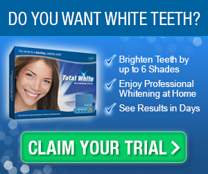 do you want white teeth?