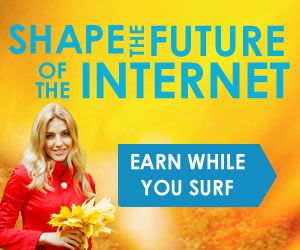 Earn money while you surf
