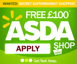 Mystery shoppers to review ASDA Superstore