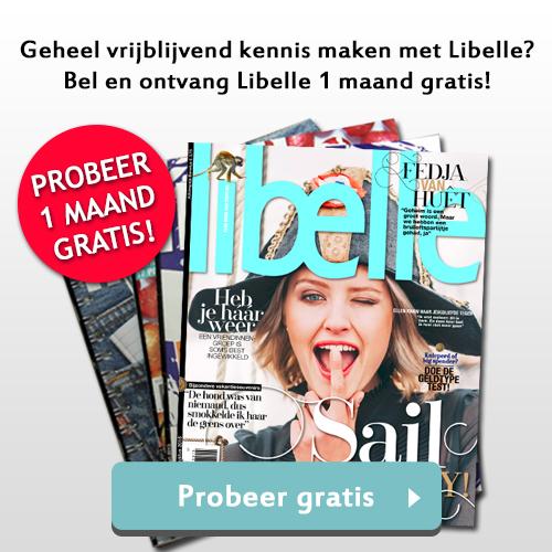 Libelle weekblad nu 1 maand GRATIS!