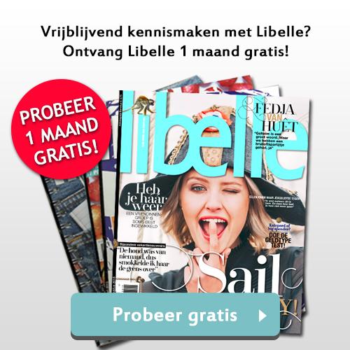 Gratis Libelle | Ontvang de Libelle 1 maand Gratis!
