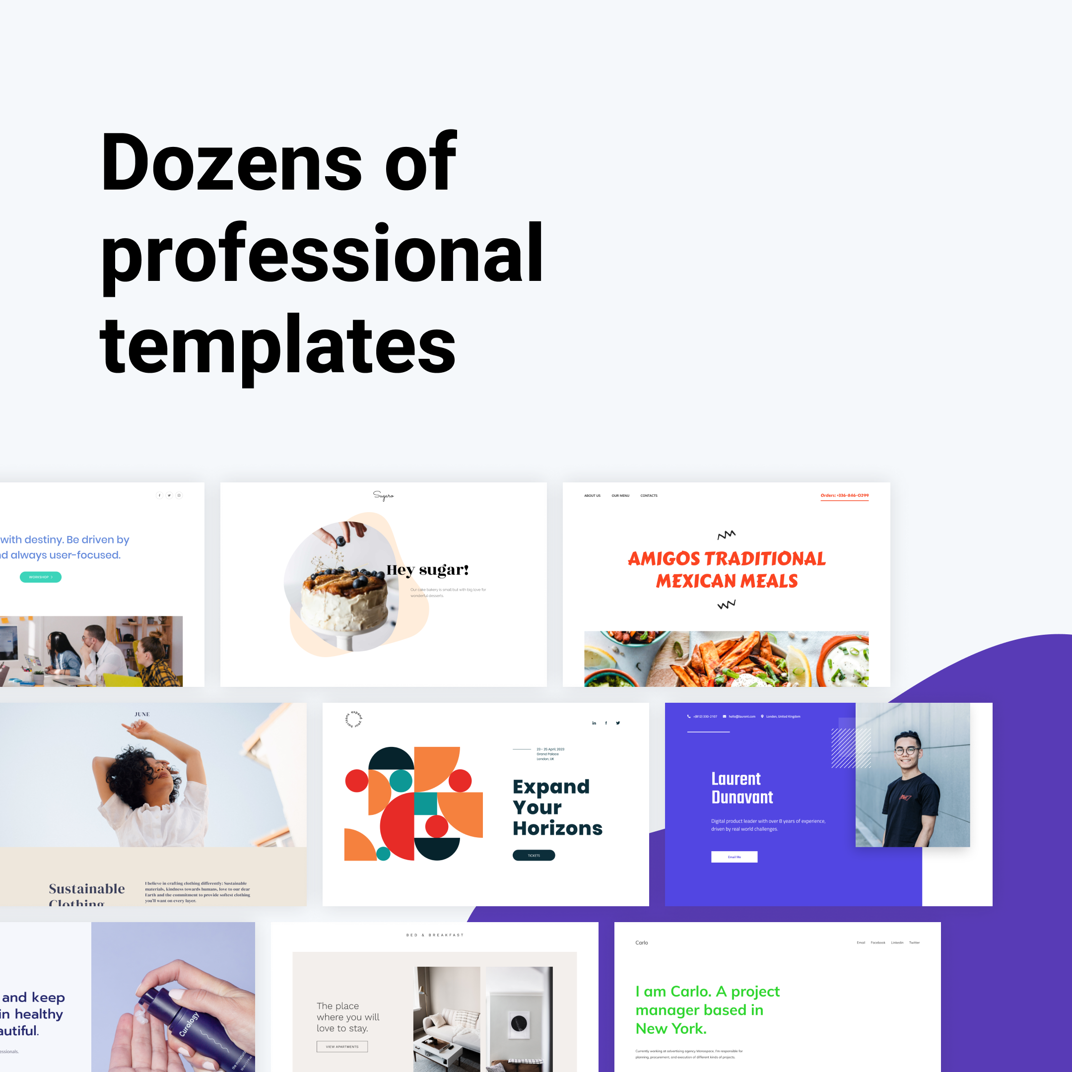 general templates2